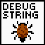 Debug String VI icon